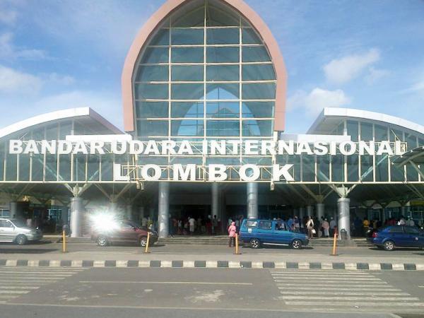 Bandara Udara di Lombok